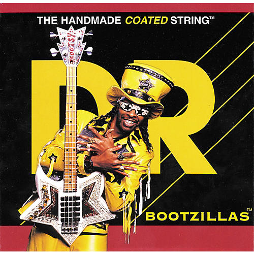 DR Strings BZ5-130 Bootzilla Signature 5-String Bass Strings