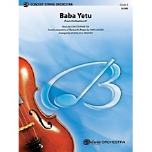 Alfred Baba Yetu (from Civilization IV) String Orchestra Grade 3