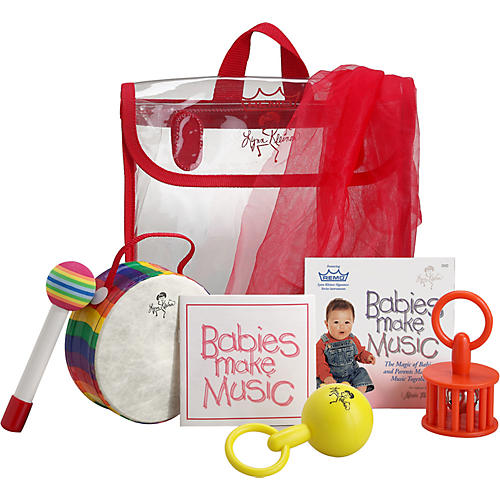 Remo Babies Make Music Kit with DVD