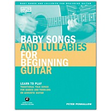 Hal Leonard Baby Songs And Lullabies for Beginning Guitar (Book/Online Audio)
