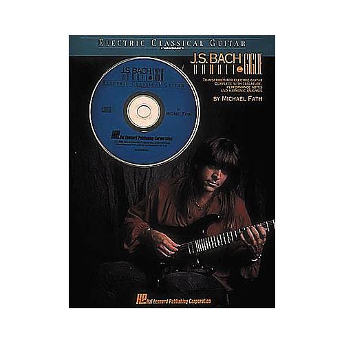 Hal Leonard Bach - Bouree and Gigue (Book/CD)