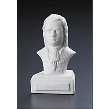 "Willis Music Bach 5"" Composer Statuette"