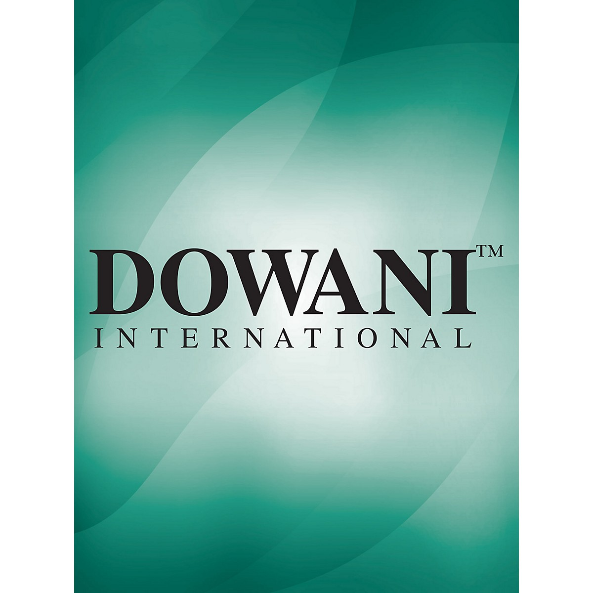 Dowani Editions Bach: Concerto for Piano, Strings and Basso Continuo BWV 1056 in F Minor Dowani Book/CD Softcover with CD