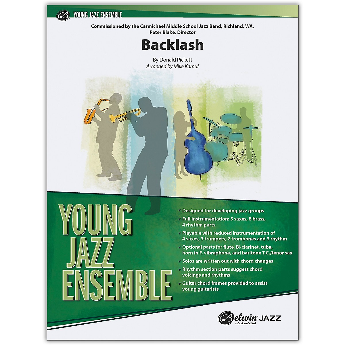 BELWIN Backlash Conductor Score 2 (Medium Easy)