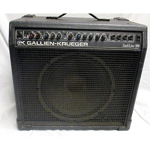 Gallien-Krueger Backline 100 Guitar Combo Amp