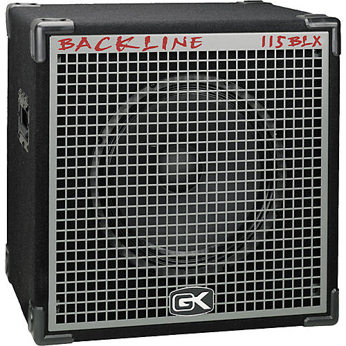 Gallien-Krueger Backline 115BLX 1x15 Bass Speaker Cabinet