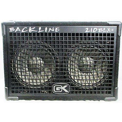 used gallien krueger backline 210 blx ii bass cabinet guitar center. Black Bedroom Furniture Sets. Home Design Ideas