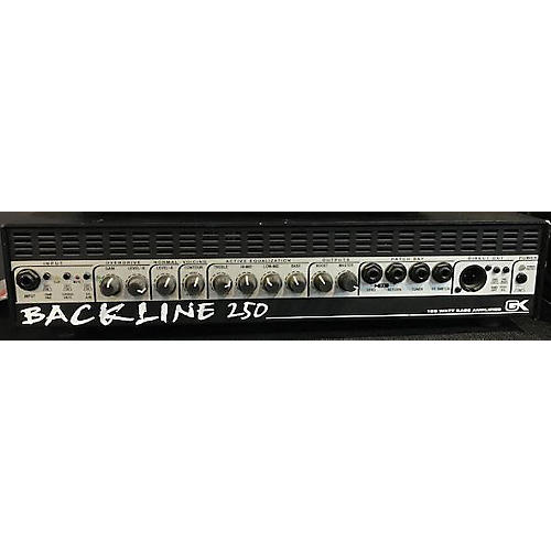 Gallien-Krueger Backline 250 Bass Amp Head