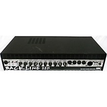 Gallien-Krueger Backline 250 Bass Amp Head