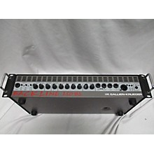 Gallien-Krueger Backline 250BL 250W Bass Amp Head