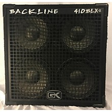 Gallien-Krueger Backline 410BLX II Bass Cabinet