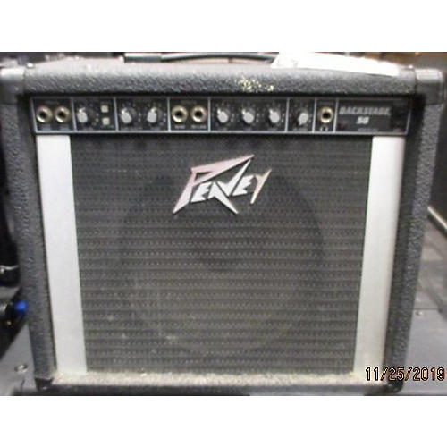 used peavey backstage 50 guitar combo amp guitar center. Black Bedroom Furniture Sets. Home Design Ideas