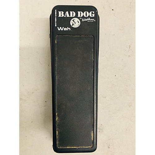 Washburn Bad Dog Wah Effect Pedal