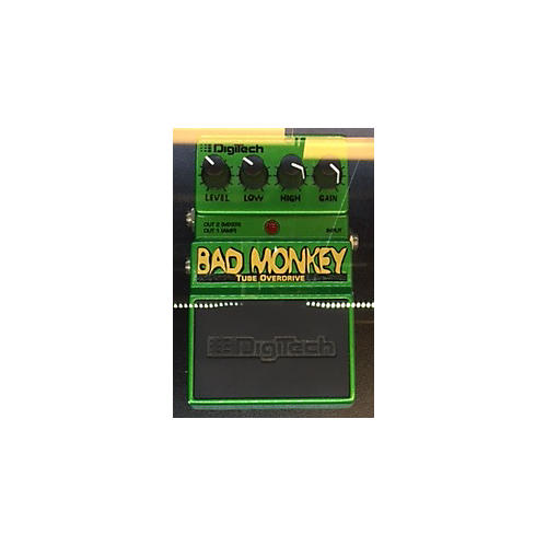 Digitech Bad Monkey Overdrive Effect Pedal