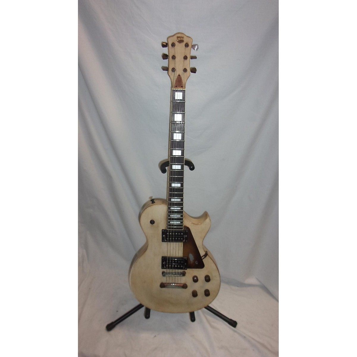 AXL Badwater 1216 Solid Body Electric Guitar