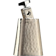 Baja Percussion Hammered Chrome Cowbell 4.5 in.