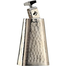Baja Percussion Hammered Chrome Cowbell 5.5 in.