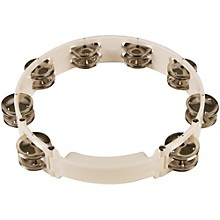 Sound Percussion Labs Baja Percussion Shape Shifter Tambourine with Double Row Steel Jingles
