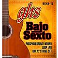 GHS Bajo Sexto 12-String Phosphor Bronze Acoustic Guitar Strings thumbnail