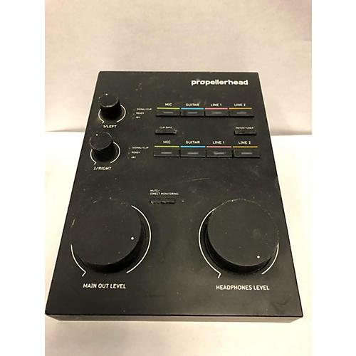 Reason Studios Balance Line Mixer