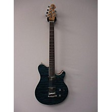 Ernie Ball Music Man Ball Family Reserve Axis Super Sport # 2 Of 35 Solid Body Electric Guitar