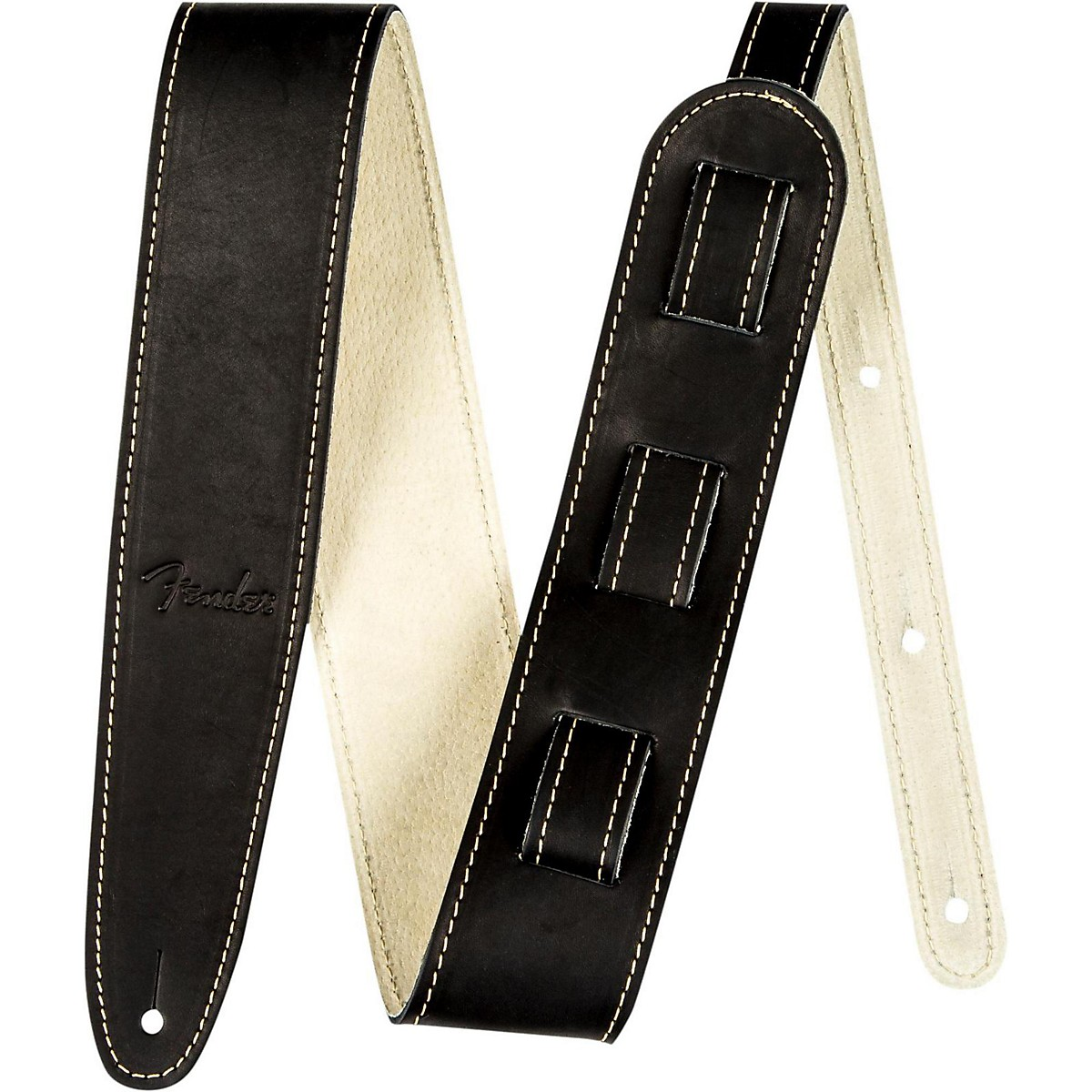Fender Ball Glove Leather Guitar Strap