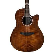 Balladeer Plus Series AB24IIP Acoustic-Electric Guitar Vintage Flame