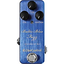 One Control Baltic Blue Fuzz Effects Pedal
