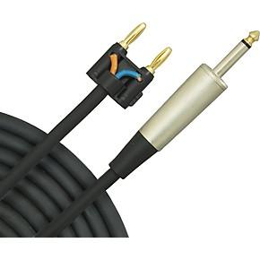 musician 39 s gear banana to 1 4 speaker cable 14 gauge 10 ft guitar center. Black Bedroom Furniture Sets. Home Design Ideas