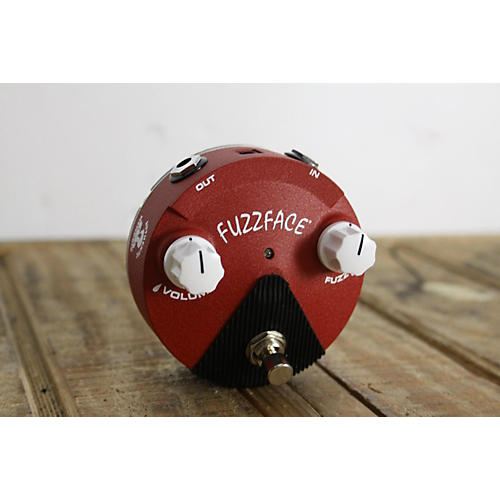 Dunlop Band Of Gypsys Fuzz Face Mini Effect Pedal
