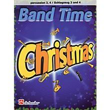De Haske Music Band Time Christmas (Percussion 3, 4) De Haske Play-Along Book Series Softcover by Robert van Beringen