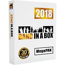 PG Music Band-in-a-Box 2018 MEGAPAK [MAC DVD-ROM]