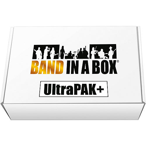 PG Music Band-in-a-Box 2018 UltraPAK+ Software Download (Mac)