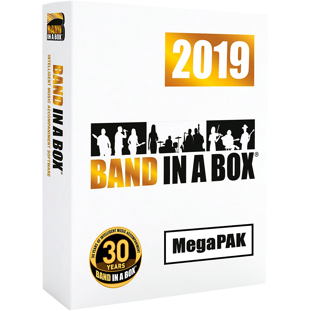 PG Music Band-in-a-Box 2019 MEGAPAK [MAC] (Download)