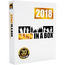 PG Music Band-in-a-Box Pro 2018 Software Download (Mac)