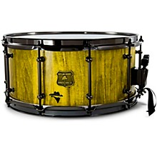 Bandit Series Snare Drum with Black Hardware 14 x 8 in. Yeehaw Yellow
