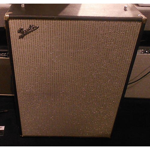 Fender Bandmaster 2x12 (NEW SPEAKERS) Guitar Cabinet