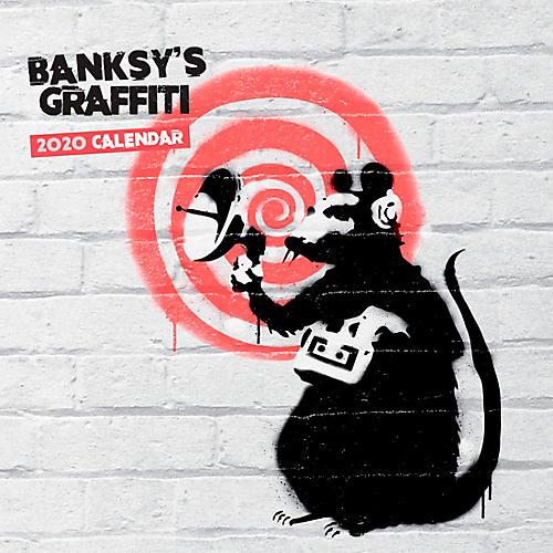 Browntrout Publishing Banksy 2020 Calendar