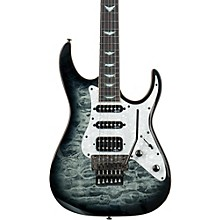 Banshee-6 FR Extreme Solid Body Electric Guitar Level 2 Charcoal Burst 194744130243