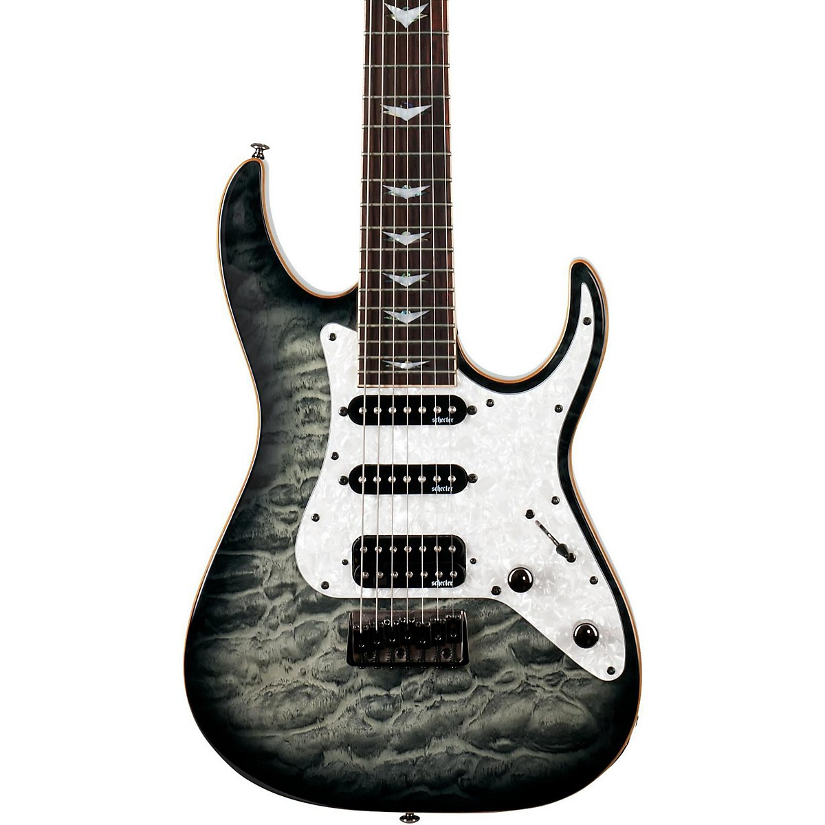 Schecter Guitar Research Banshee-7 Extreme 7-String Electric Guitar
