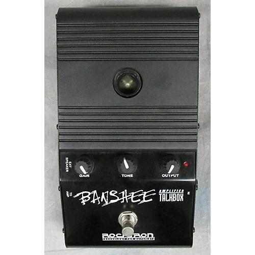 Rocktron Banshee Amplified Talkbox Effect Pedal