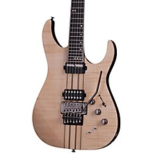 Banshee Elite-6 with Floyd Rose and Sustainiac Electric Guitar Level 2 Gloss Natural 190839693914