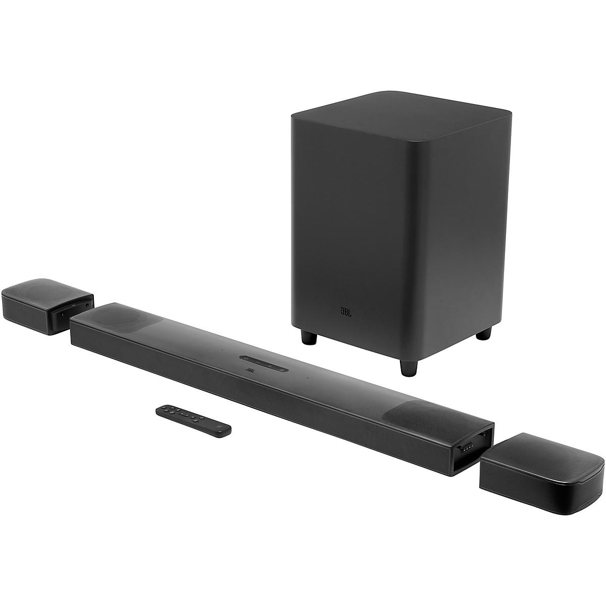 JBL Bar 9.1 3D Surround Soundbar with Wireless Subwoofer