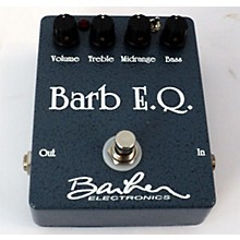 Barber Electronics Barb E.Q. Pedal