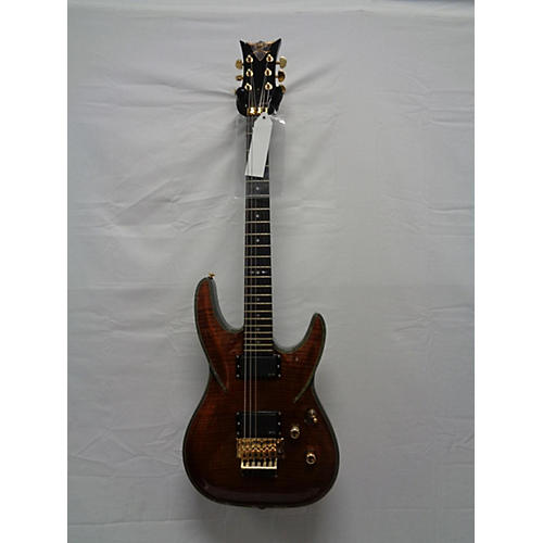 DBZ Guitars Barchetta Eminent FR Solid Body Electric Guitar