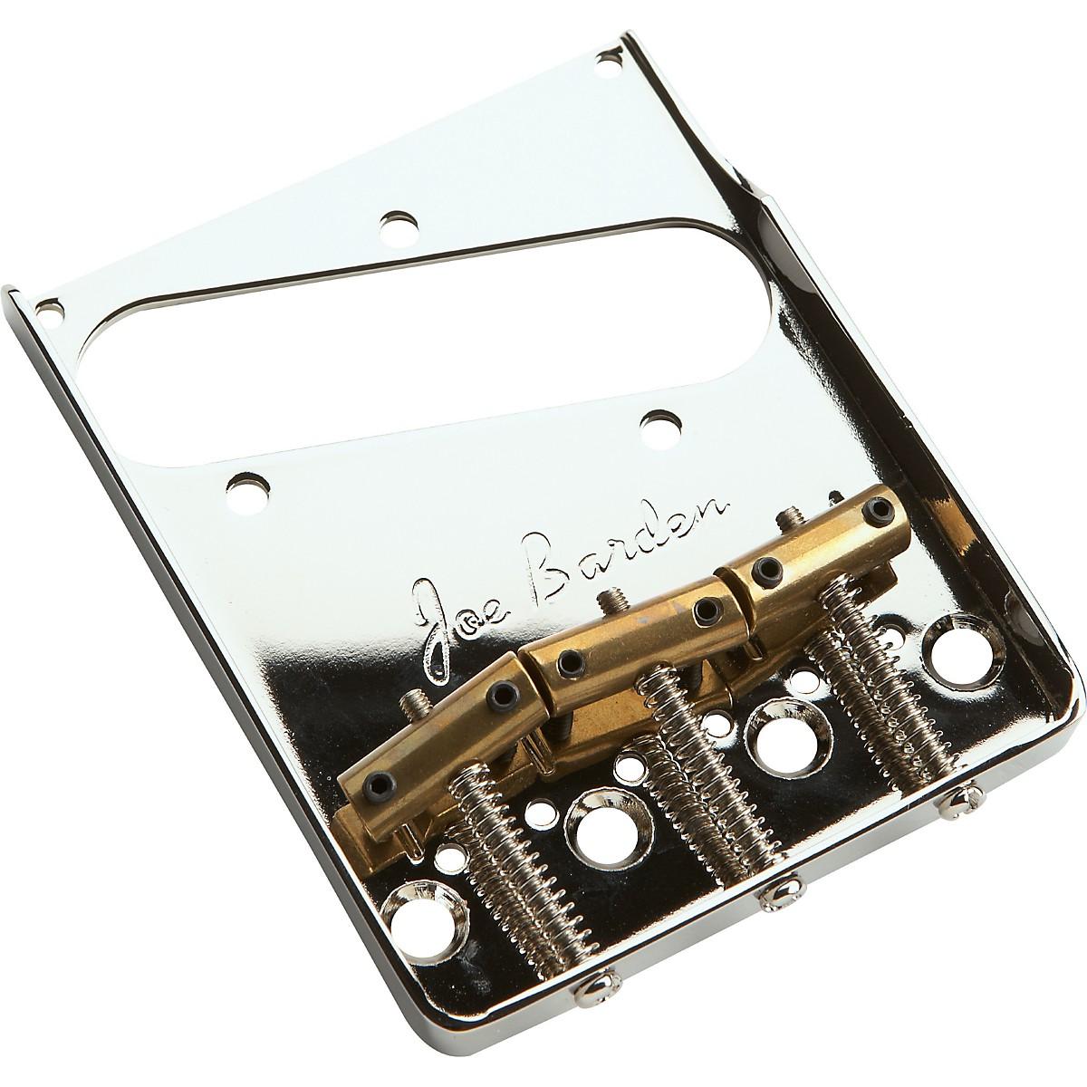 JBE Pickups (Barden) American Standard Tele Bridgeplate and Saddle Kit