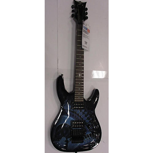 DBZ Guitars Bare Bones Religion Series Dark Angel Solid Body Electric Guitar