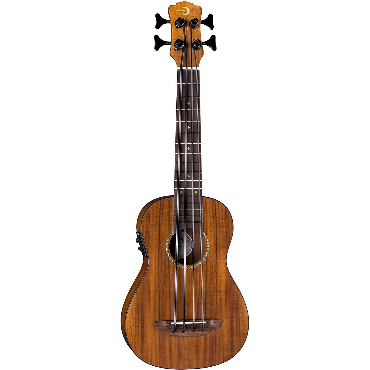 Luna Guitars Bari-Bass Koa Acoustic-Electric Ukulele