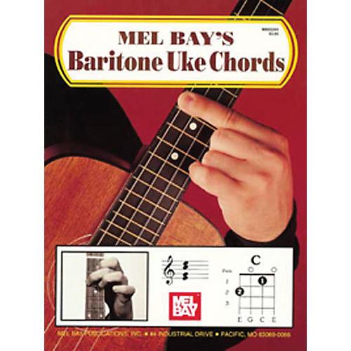 Mel Bay Bari Uke Chords Book