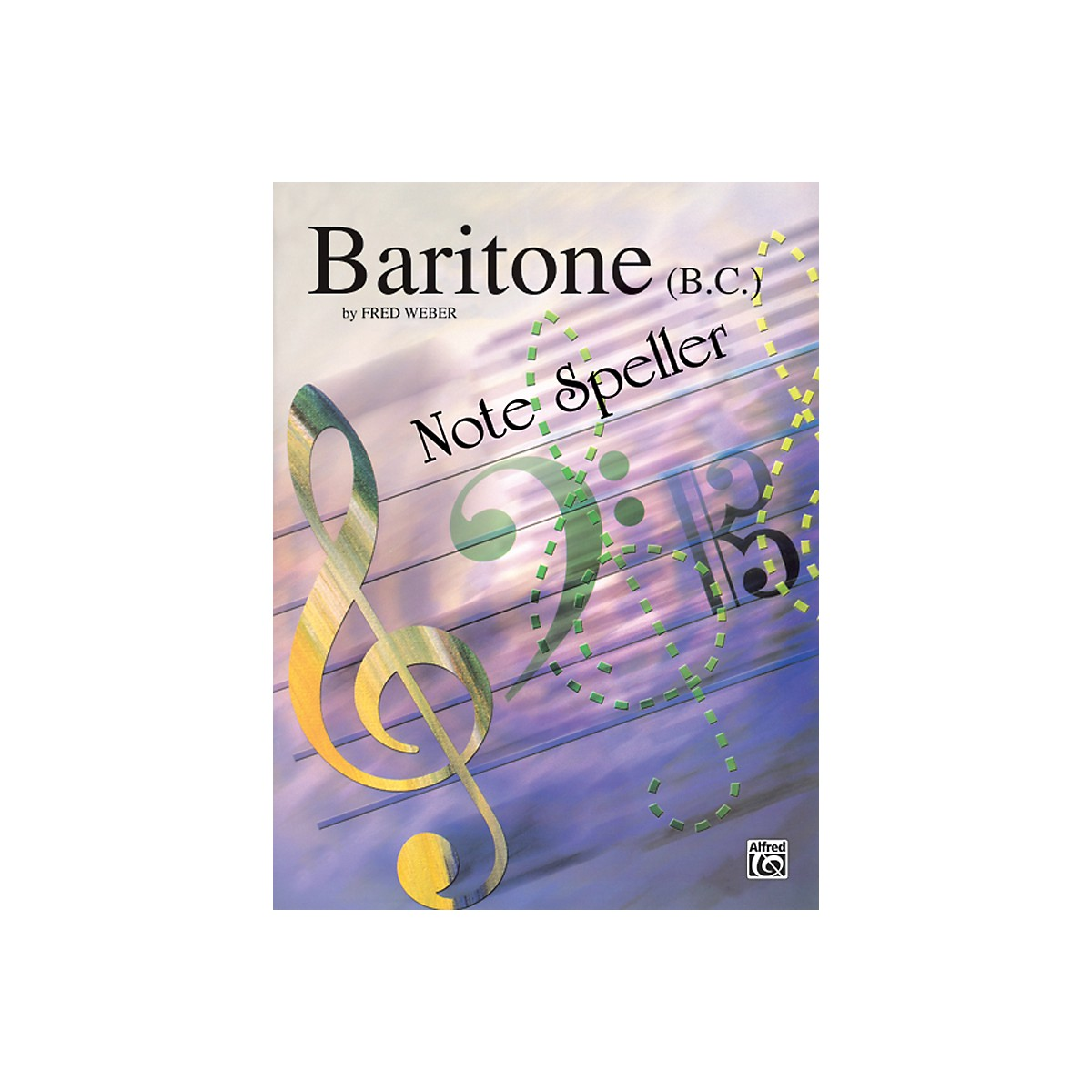 Alfred Baritone B.C. Note Speller Baritone B.C.